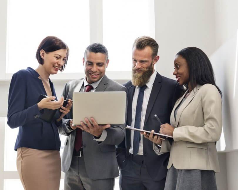 Time de contadores focado em melhorar o lucro da empresa